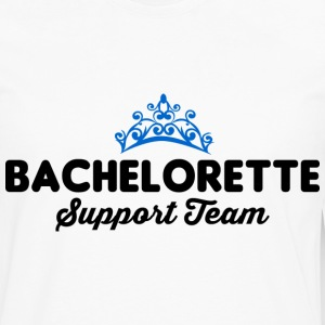 Bachelorette Support Team T-Shirts - Men's Premium Long Sleeve T-Shirt