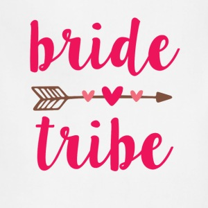 Bride Tribe Bridesmaid women's shirt tank shirt - Adjustable Apron