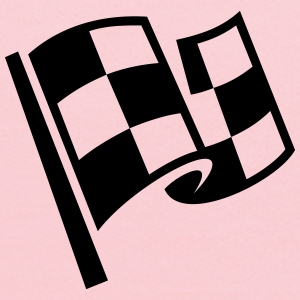 Checkered Flag - Kids' Hoodie
