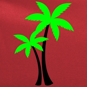 palm trees T-Shirts - Computer Backpack