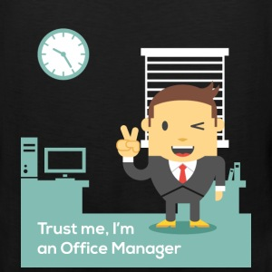 Office Manager - Trust me, I'm an Office Manager - Men's Premium Tank