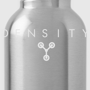 Density Awaits by Rocktane Clothing T-Shirts - Water Bottle
