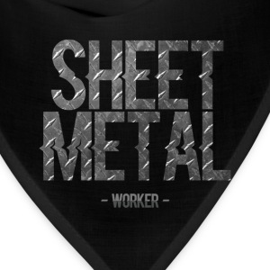 Sheet Metal Worker - Sheet Metal Worker - Bandana