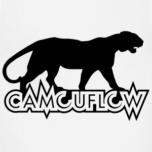 Camouflow Panther Logo - Adjustable Apron