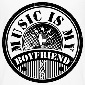 MUSIC BOYFRIEDNS12.png T-Shirts - Men's Premium Long Sleeve T-Shirt