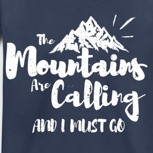 Mountain climbing Kids' Shirts - Toddler Premium T-Shirt