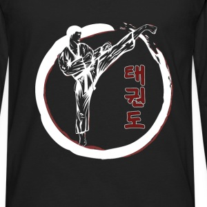 Taekwondo - Taekwondo - Men's Premium Long Sleeve T-Shirt