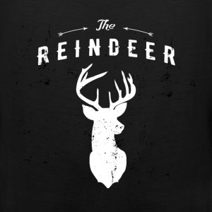 Reindeer - The Reindeer - Men's Premium Tank