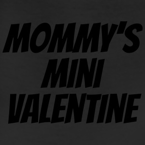 Mommy's mini valentine Baby Bodysuits - Leggings