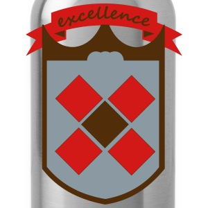 shield excellence - Water Bottle