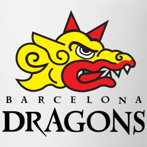 Barcelona Dragons Accessories - Coffee/Tea Mug