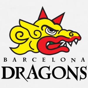 Barcelona Dragons Accessories - Men's Premium T-Shirt