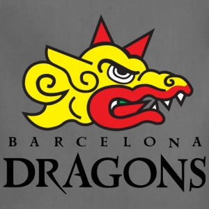 Barcelona Dragons T-Shirts - Adjustable Apron
