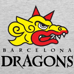 Barcelona Dragons Hoodies - Men's Premium Tank