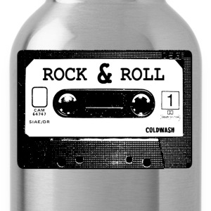 ROCK  N ROLL CASSETTE - Water Bottle