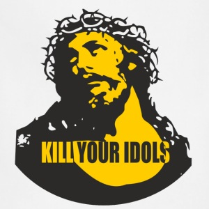 KILL YOUR IDOLS - Adjustable Apron