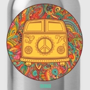 HIPPIE WAGON - Water Bottle