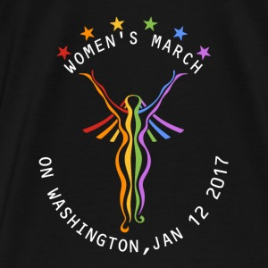 women's march - Men's Premium T-Shirt