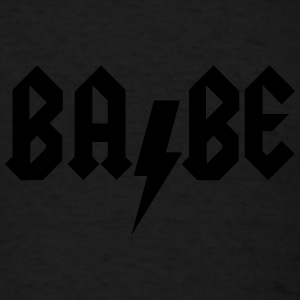 Rock Babe - Birthday Shirt, Presents Long Sleeve Shirts - Men's T-Shirt