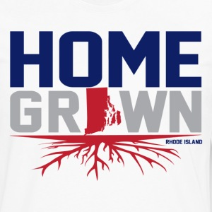 Rhode Island Homegrown T-Shirts - Men's Premium Long Sleeve T-Shirt