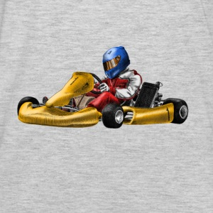 karting Hoodies - Men's Premium Long Sleeve T-Shirt