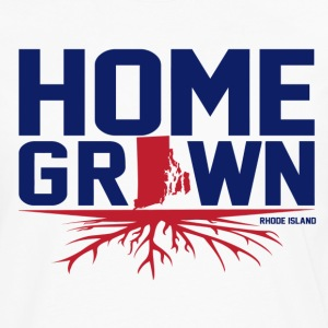 Rhode Island Homegrown Kids' Shirts - Men's Premium Long Sleeve T-Shirt