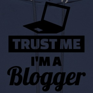Blogger T-Shirts - Men's Hoodie