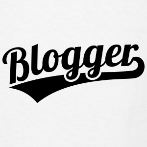 Blogger Mugs & Drinkware - Men's T-Shirt
