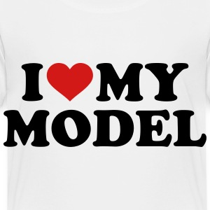 Model Kids' Shirts - Toddler Premium T-Shirt