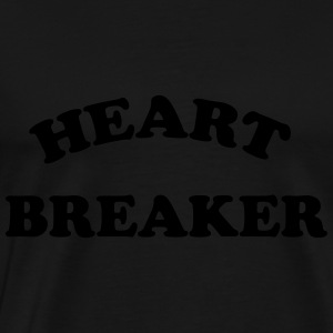 Heart breaker Baby Bodysuits - Men's Premium T-Shirt