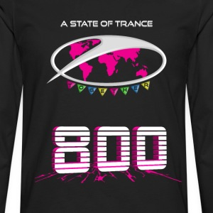 A STATE OF TRANCE 800 T-Shirts - Men's Premium Long Sleeve T-Shirt