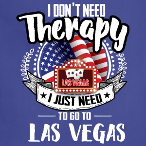 Therapy Las Vegas T-Shirts - Adjustable Apron