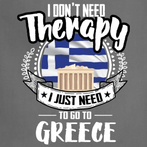 Therapy Greece T-Shirts - Adjustable Apron