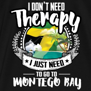 Therapy Montego Bay Hoodies - Men's Premium T-Shirt