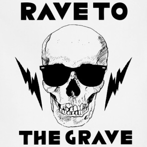 Rave to the Grave - Adjustable Apron