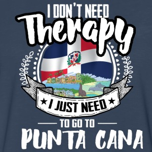 Therapy Punta Cana T-Shirts - Men's Premium Long Sleeve T-Shirt