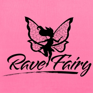 Rave Fairy - Tote Bag