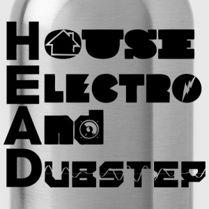 House Electro and Dubstepv - Water Bottle