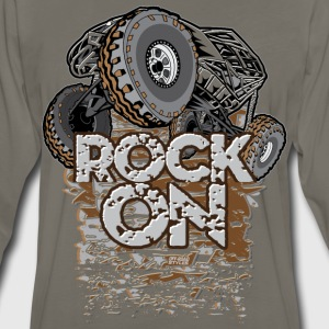 Rock Bouncer Buggy T-Shirts - Men's Premium Long Sleeve T-Shirt