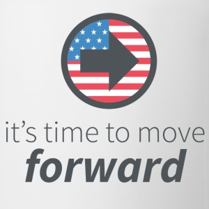 Move Forward T-Shirts - Coffee/Tea Mug