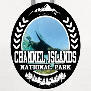 CHANNEL 1212.png T-Shirts - Contrast Hoodie