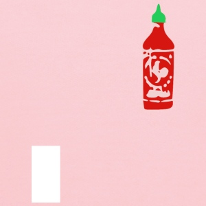 Hot Sauce Bottle with Gre - Kids' Hoodie