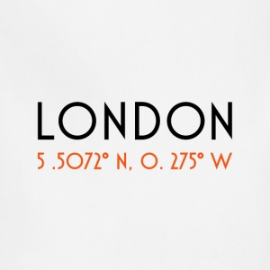 London CoordinateLondon Coordinate - Adjustable Apron