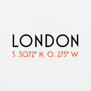London CoordinateLondon Coordinate - Men's Premium Tank