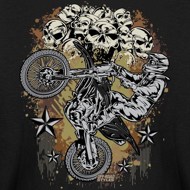 Supercross Mud Skulls