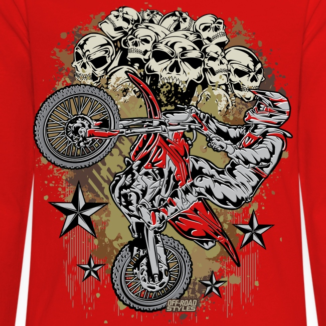 Supercross Mud Skulls