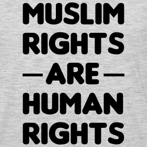 Muslim rights are Human Rights T-Shirts - Men's Premium Long Sleeve T-Shirt