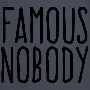famous nobody Hoodies - Kids' Long Sleeve T-Shirt