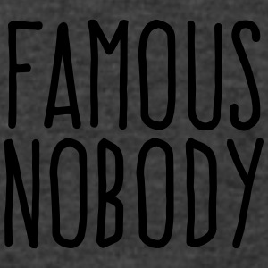 famous nobody Sportswear - Men's V-Neck T-Shirt by Canvas