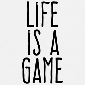life is a game Accessories - Men's Premium T-Shirt